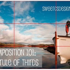 Composition 101: The Rule of Thirds