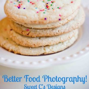 {photography} Easy Tips For Better Food Photography!