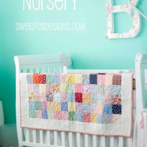 Baby B's Nursery!