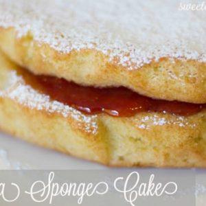 Tasty, Victoria Sponge Cake