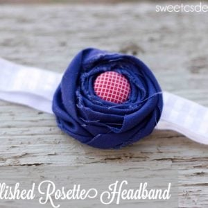 DIY, Headband, Embellished