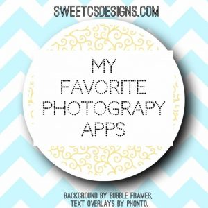 My Favorite Picture Apps