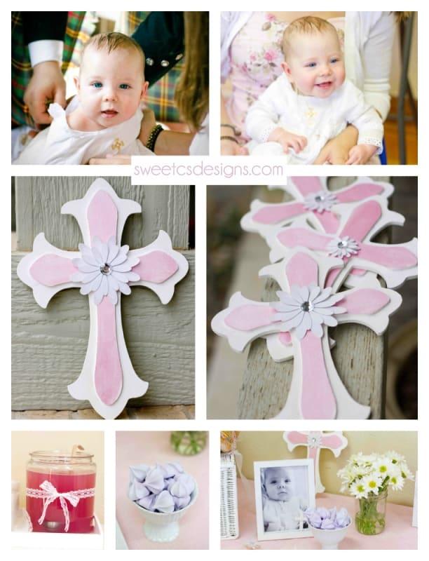 Идеи крестины