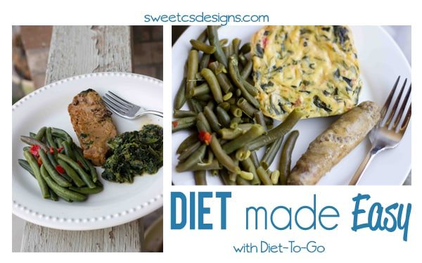 REAL Diet Food, Made Easy with Diet-to-Go