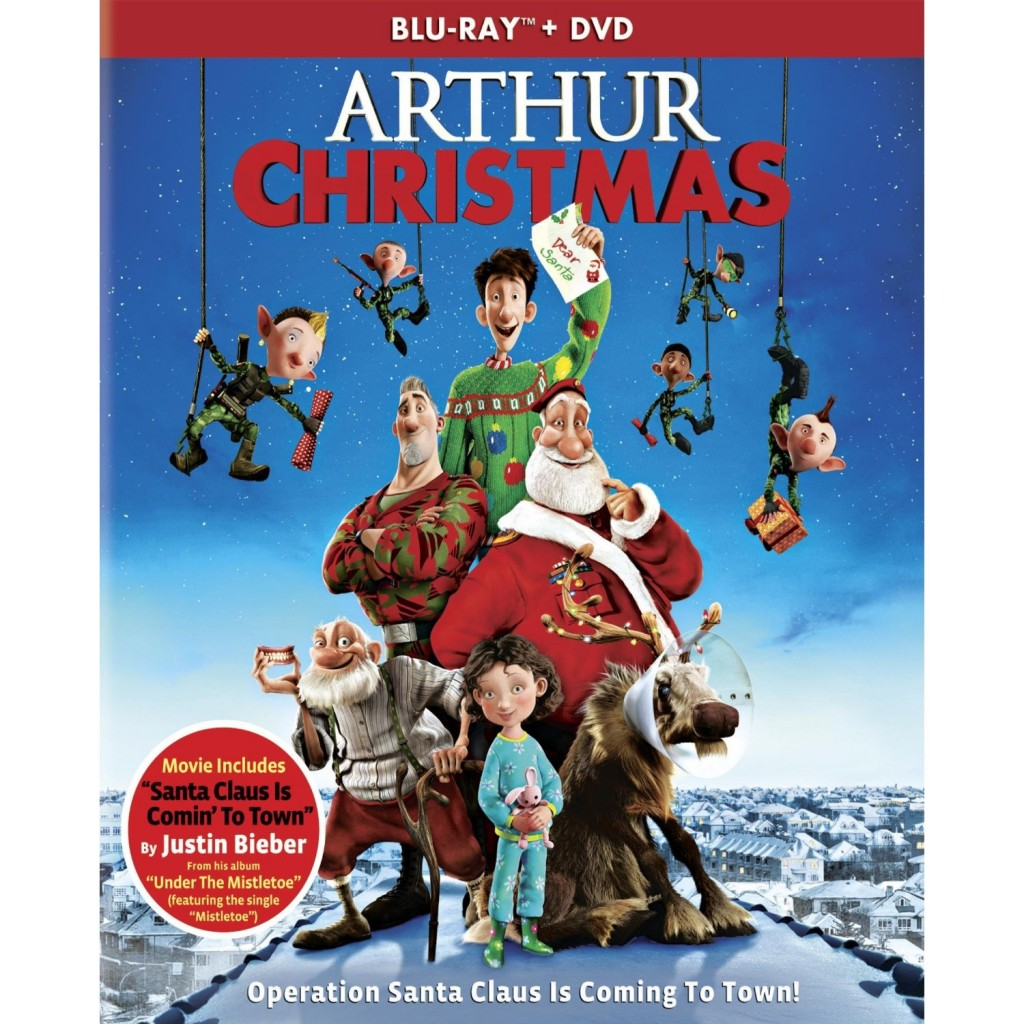 Easy Santa Mug and Arthur Christmas Cocoa Party - Sweet Cs Designs
