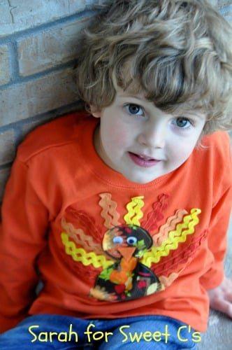 Ric Rac Turkey Shirt