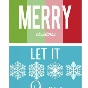 Bright Christmas Printables