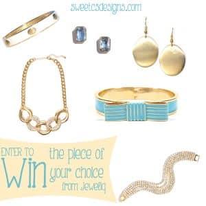 Enter to Win: Jewelry From Jeweliq!