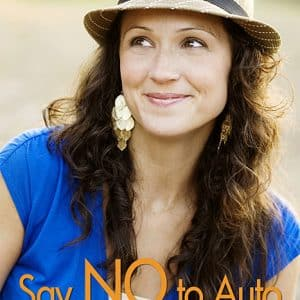Just Say NO To Auto- Win Kristen Duke's Books!