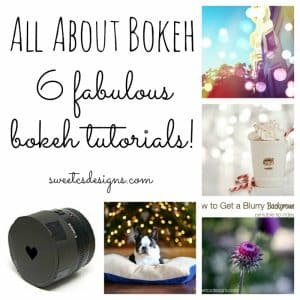 All About Bokeh