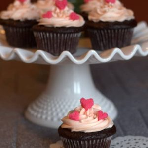Valentine's Sugar Hearts