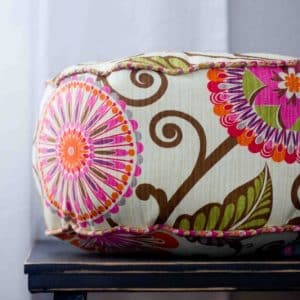 Make a Pillow Pouf