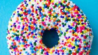 Birthday Cake Doughnut Recipe