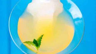 Mint & Mango Lemonade Chiller