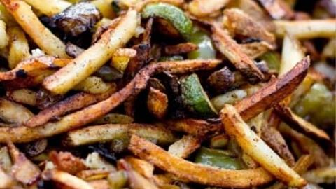 Skillet Fries