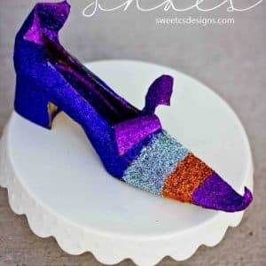 Make Your Own Witch Shoes
