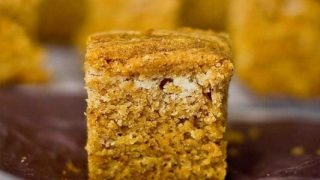 4 Ingredient Pumpkin Bread Bites