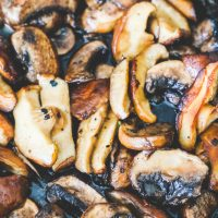 Perfect Sauteed Mushrooms