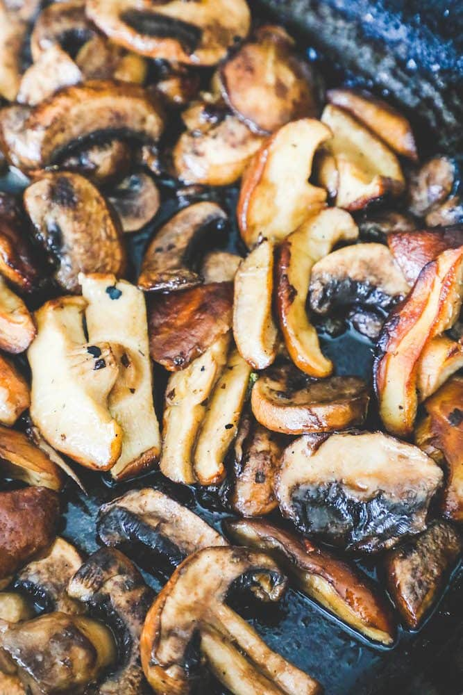 Perfect Sauteed Mushrooms Sweet Cs Designs