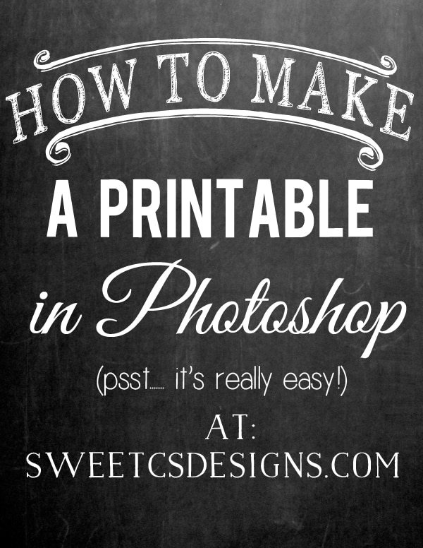 photo about How to Create a Printable named Crank out a Printable within just Photoshop - Cute Cs Patterns