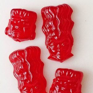 Jumbo JELL-O Frankenstein and Bride Gummies