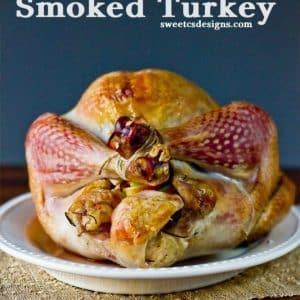 Perfect Smoked Turkey