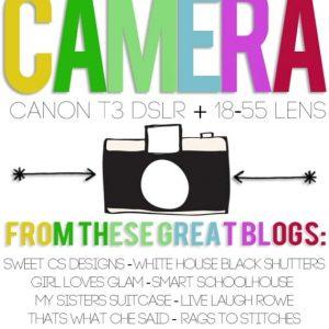 Win a Canon T3!