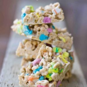 Homemade Lucky Charms Treats Recipe