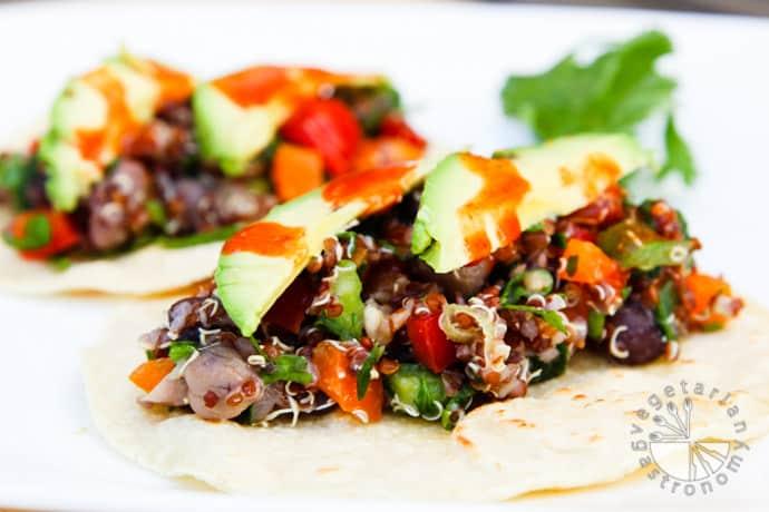 four-bean-quinoa-veggie-tacos-8