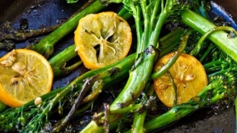 Meyer Lemon Broccolini