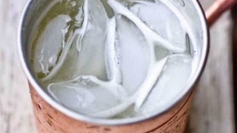 Gin Buck Recipe (Gin Moscow Mule)