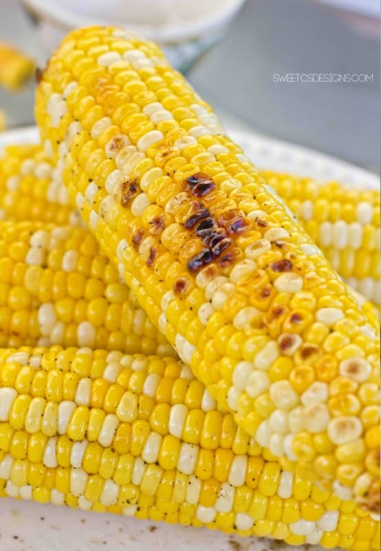 perfect grilled corn everytime!