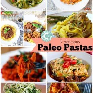 9 Great Paleo Pastas