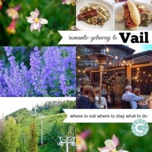 Parents Getaway to Vail