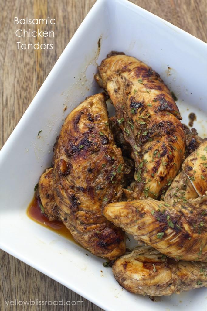 Balsamic-Chicken-Tenders