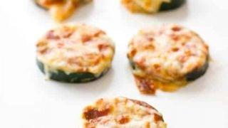 Pizza Zucchinis