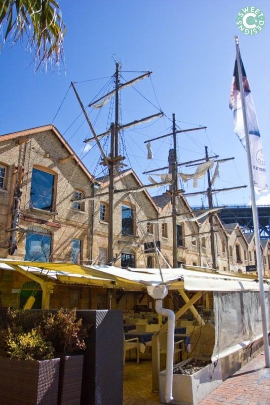 restaurants on the harbour, sydney