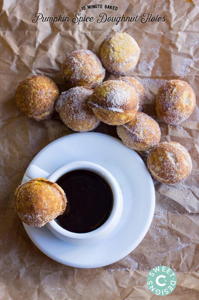 Cake Donut Hole Recipe Baked