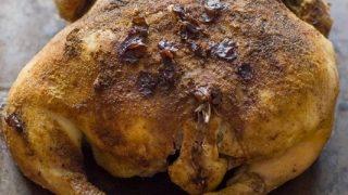 Slow Cooker Rosebud Moroccan Chicken