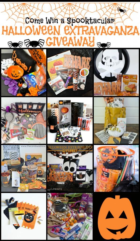 Spooktacular Halloween Extravaganza Giveaway