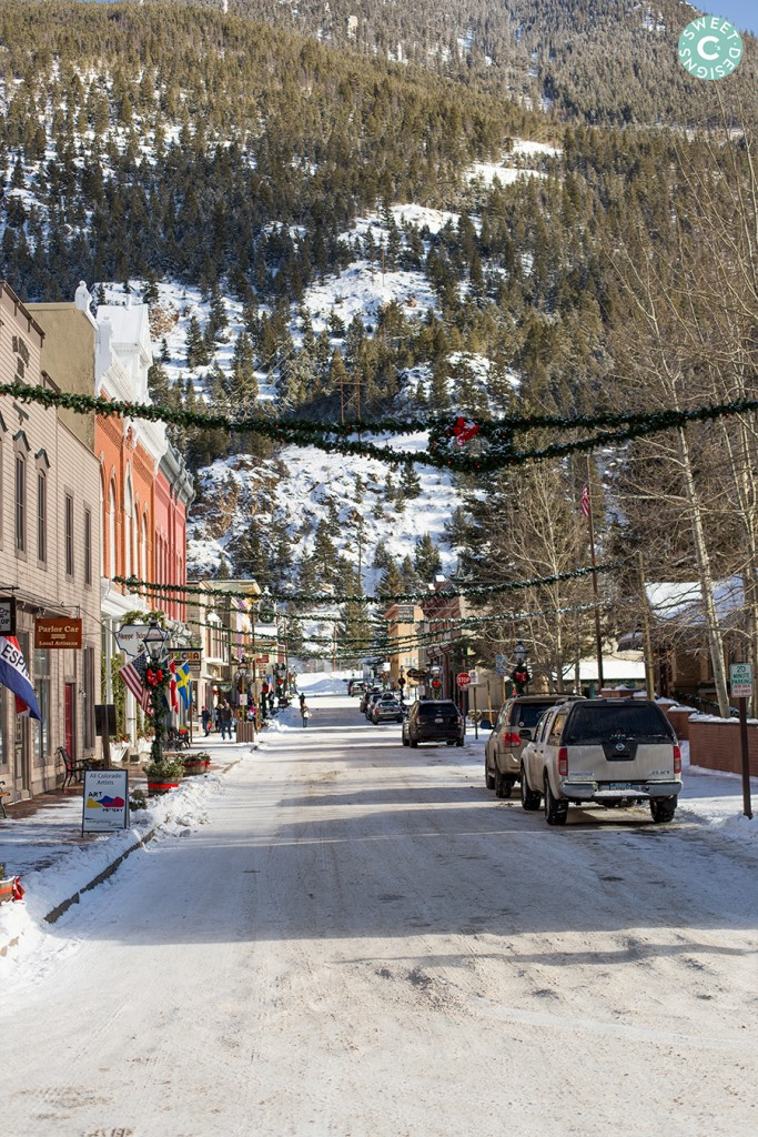 Georgetown Colorado- love this town at Christmas!