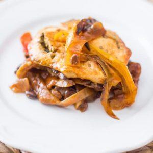 Paleo Vegan Enchilada Casserole