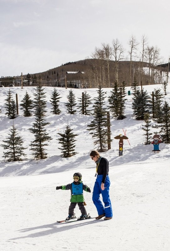 Beaver Creek ski school- the best ski school ever!
