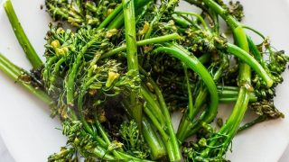 10 Minute Broccolini Recipe