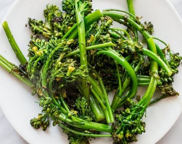 10 Minute Broccolini Recipe