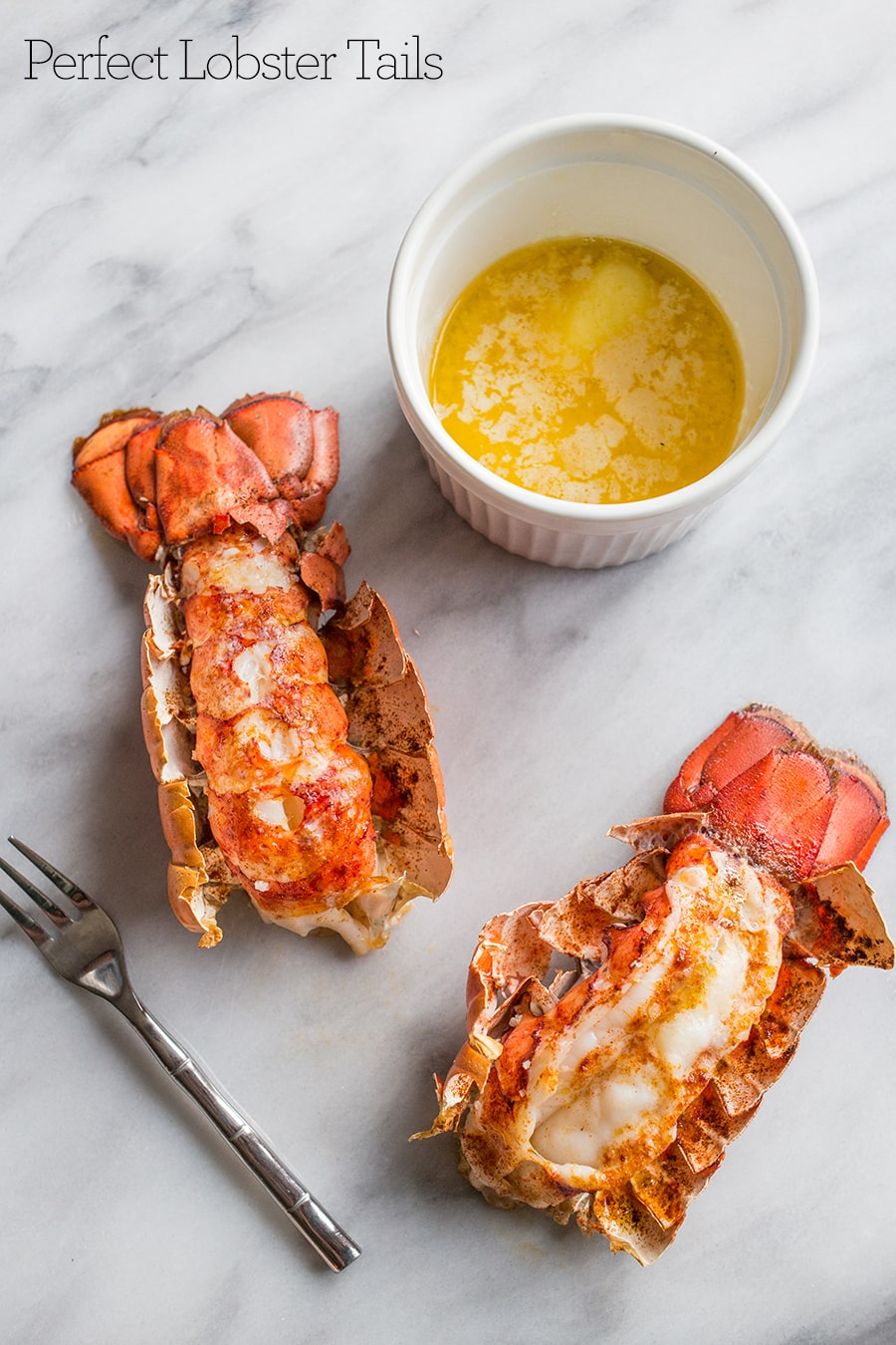 The perfect way to cook lobster tails- under 10 minutes with this simple trick to the most delicious lobster tails ever!