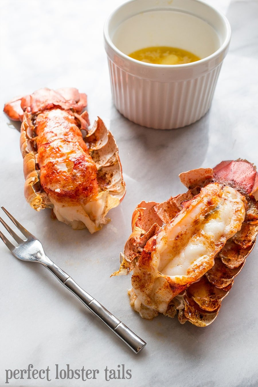 Perfect Oven Broiled Lobster Tails Recipe - Oven Baked ...