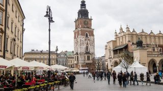 Krakow, Main Square