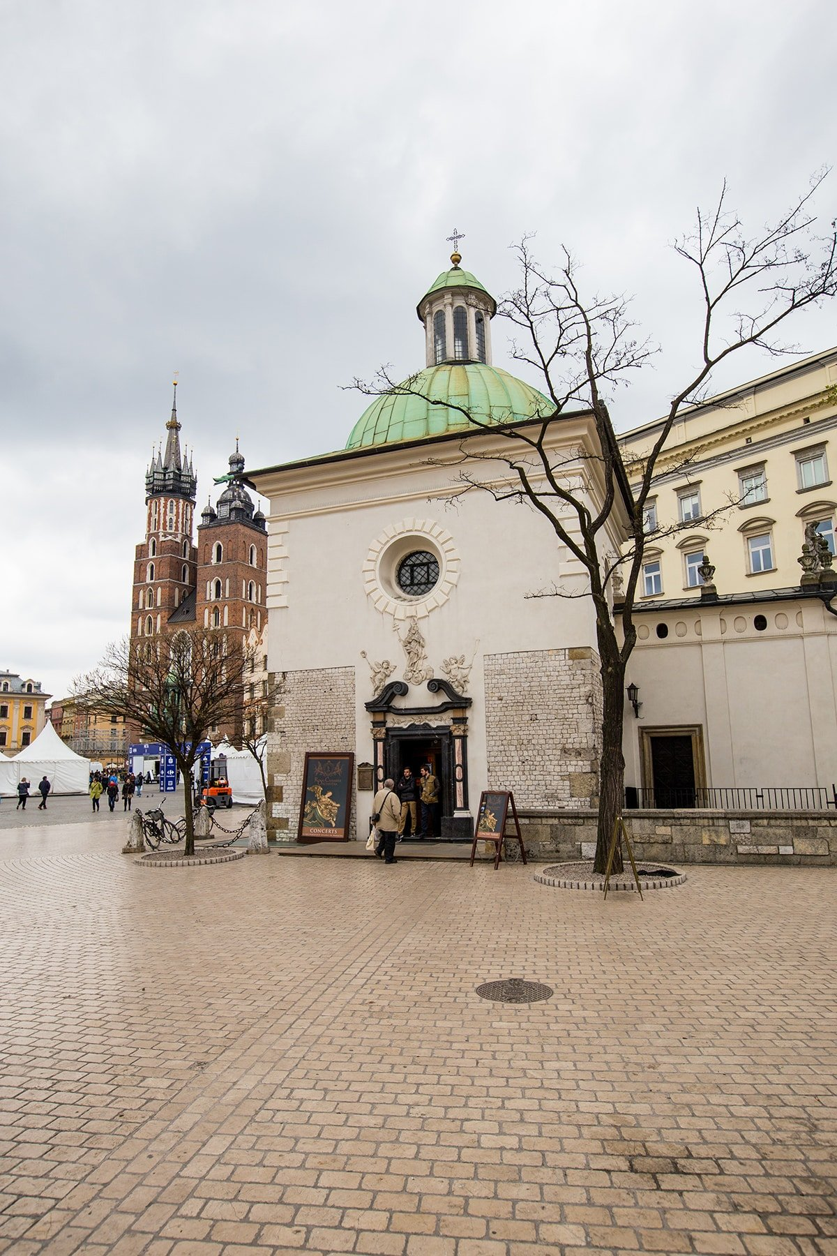 Saint Adalberts Church Krakow