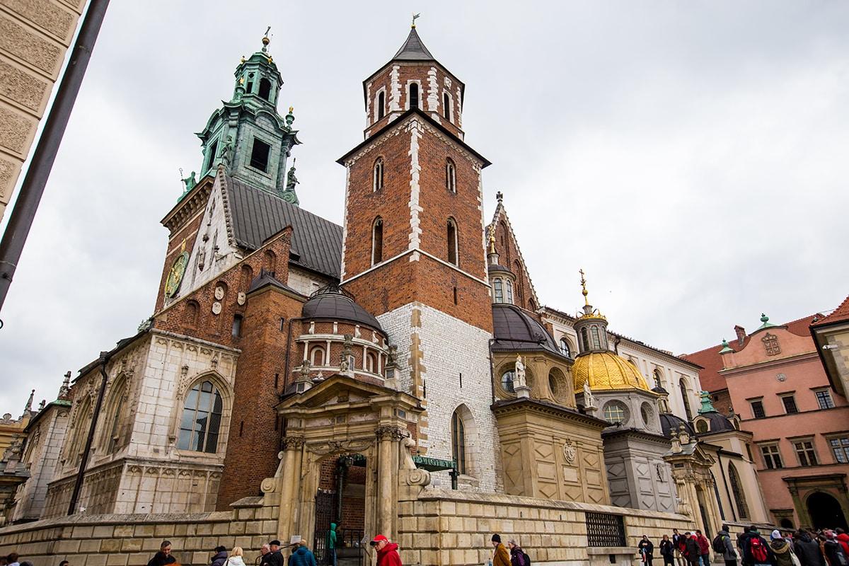 Wawel Castle Cathedral, Krakow